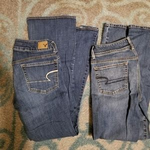 American Eagle Outfitters Jeans - American Eagle 2 & 4 Short.